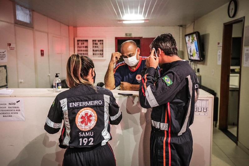 Pioneiro no Brasil, Núcleo de Saúde Mental do Samu-DF se tornou essencial na pandemia