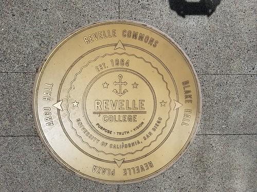 Sidewalk Seal - Revelle College - UCSD