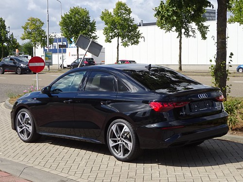 2020 Audi A3 Sedan Photo