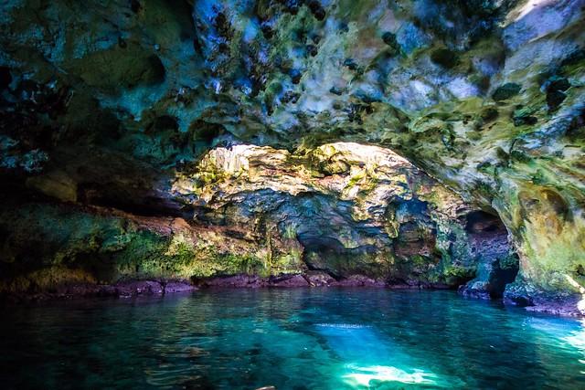 La grotta dei miracoli