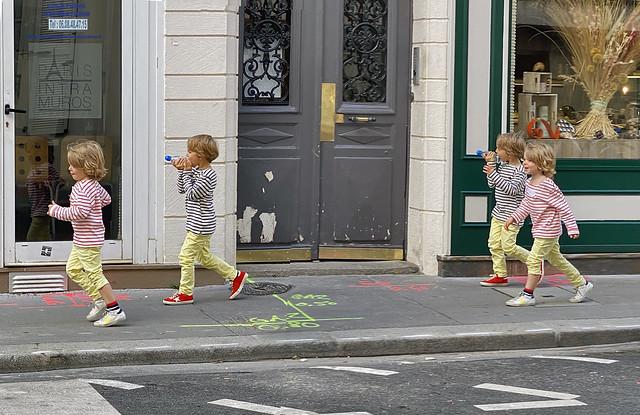 New Generation, Paris XV