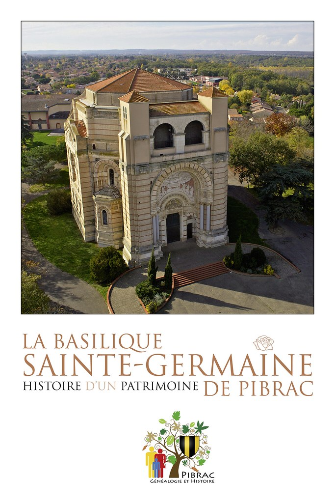 La basilique Sainte-Germaine de Pibrac