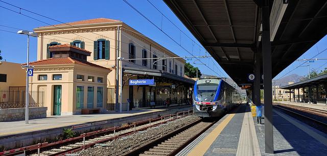 Stazione ferroviaria di Bagheria