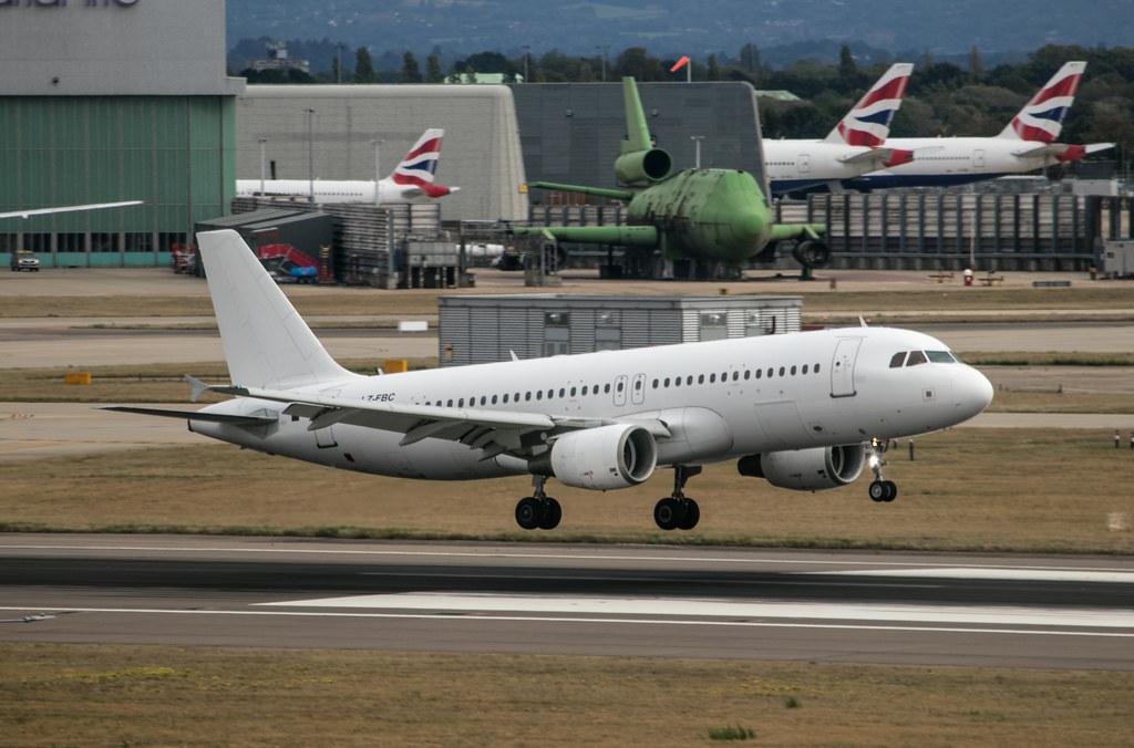 Airbus A320 - Bulgaria Air - LZ-FBC