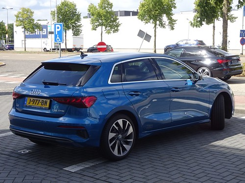 2020 Audi A3 Sportback Photo