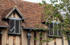 William Shakespeare's Birthplace. Rear [02]. Aug 2020