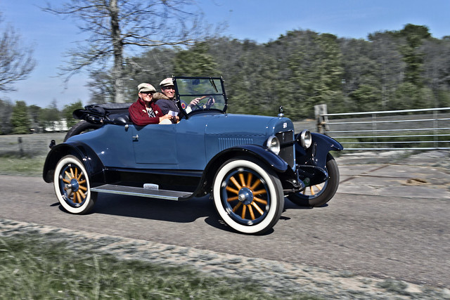 Buick Four 22-34 Roadster 1922 (8372)