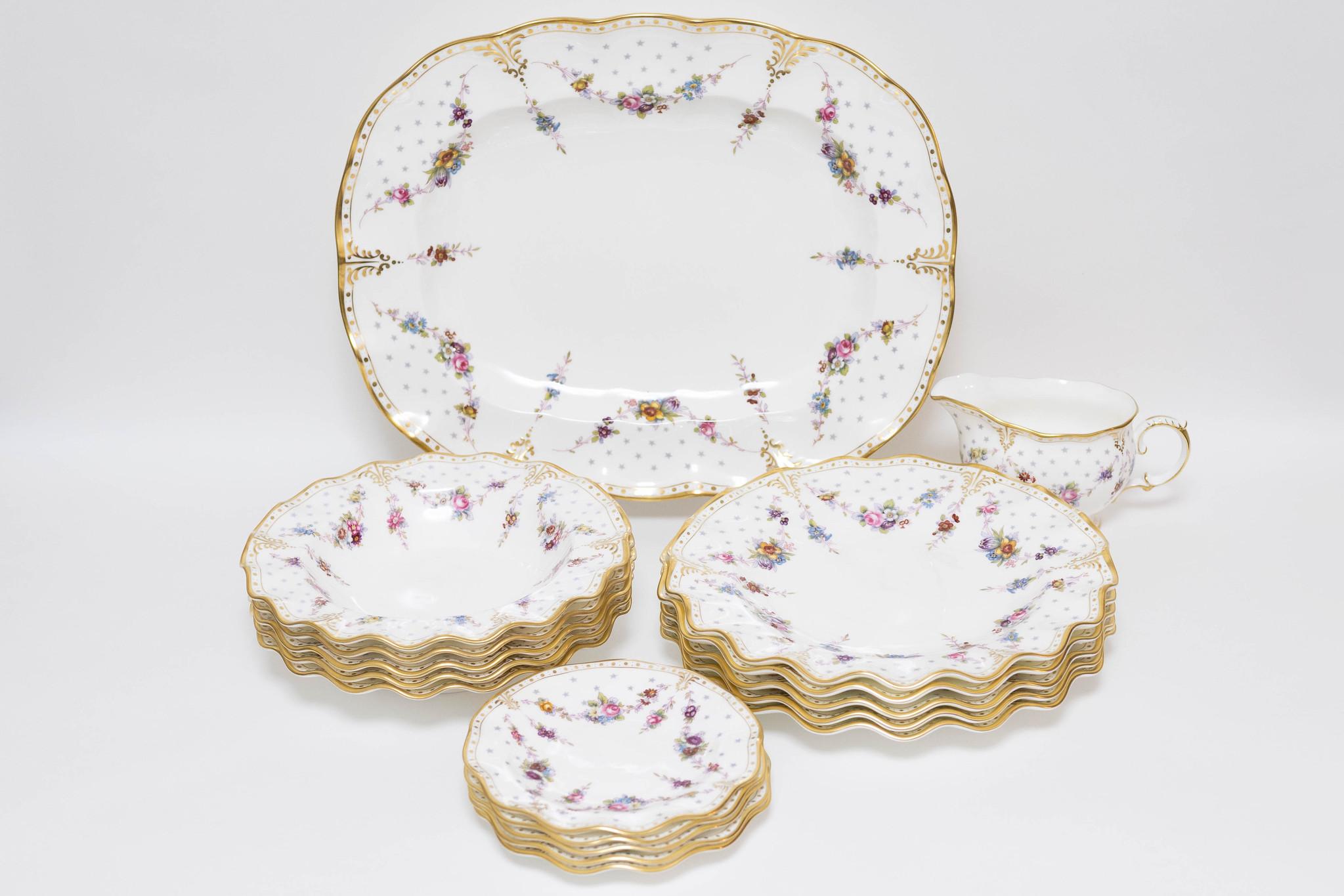 Royal Antoinette / Royal Crown Derby