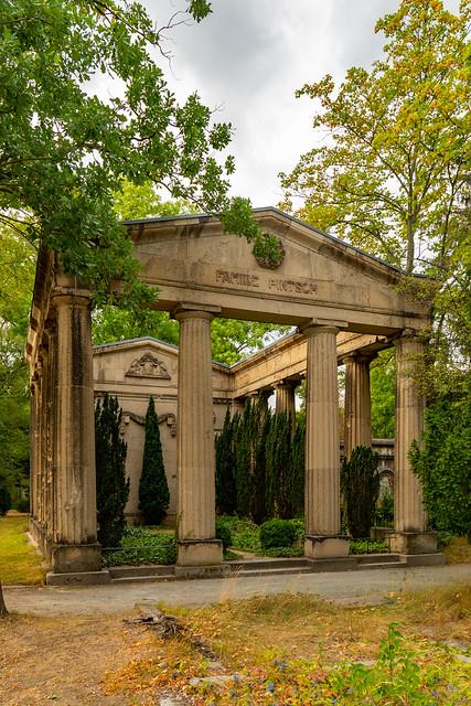 Grabstätte der Familie Pintsch