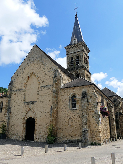 Eglise  de Chevreuse