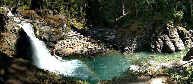 Silver Falls, Mt. Rainier