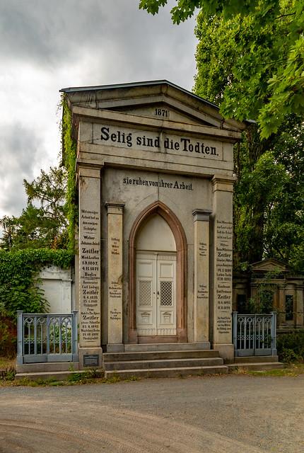 Mausoleum der Familie Zeitler