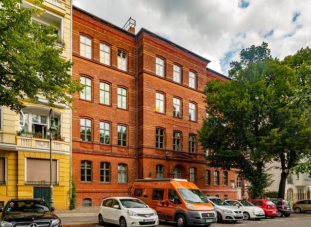 Die Heinrich-Roller-Grundschule