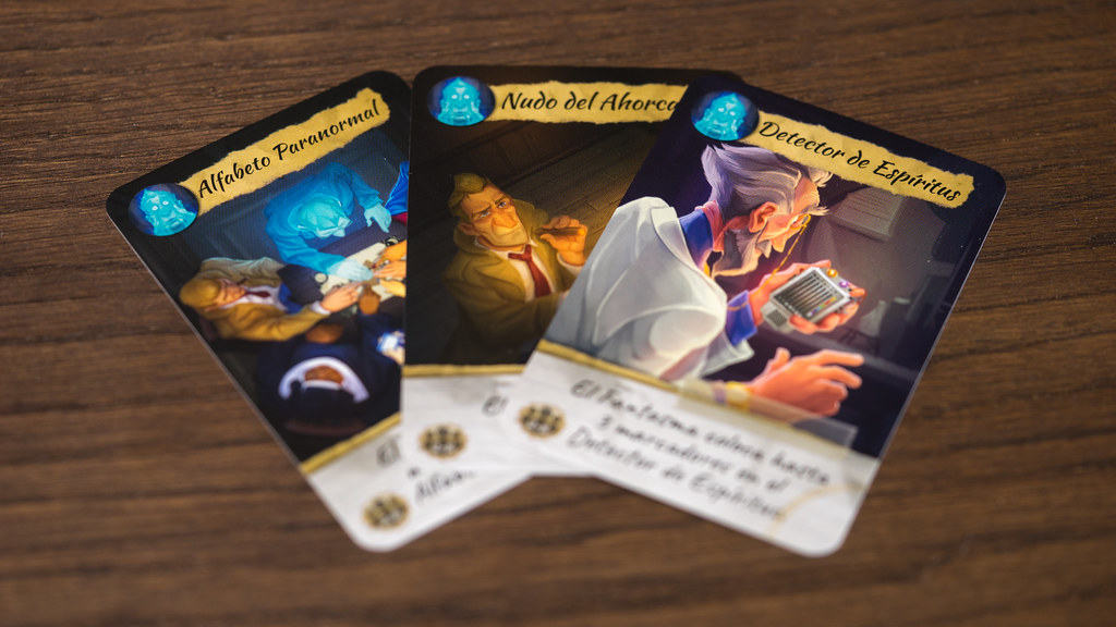 Detectives Paranormales [Reseña] – Doctor Meeple
