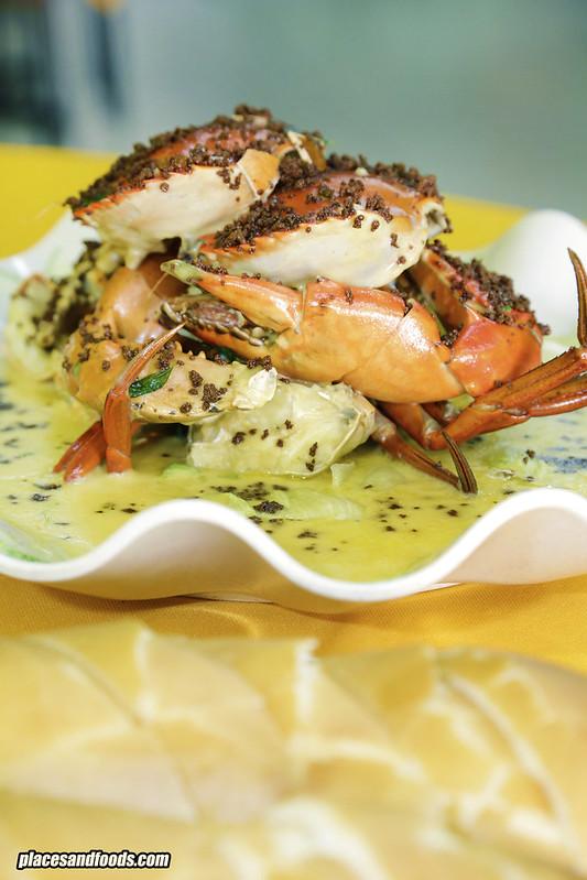 kungfu crab klang butter crab with mantao
