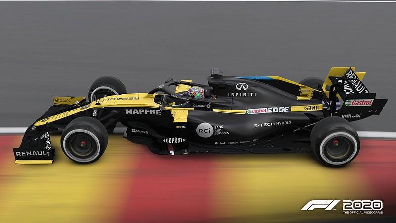 F1 2020 Renault