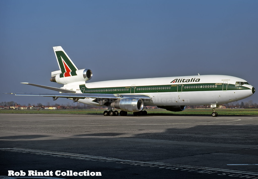 Alitalia DC-10-30 I-DYNA