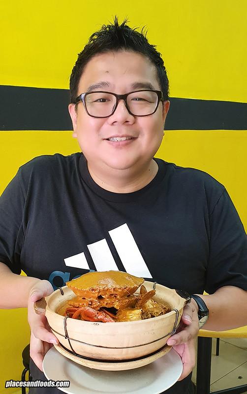 kungfu crab klang