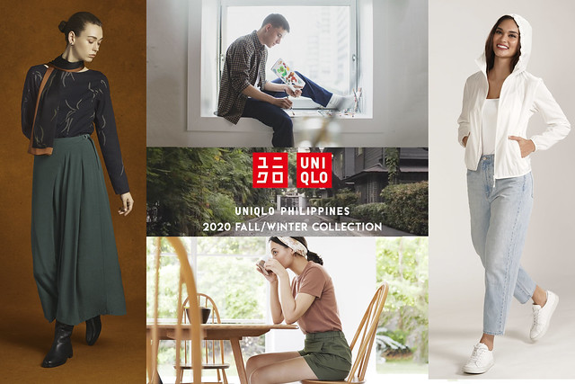 My Top Faves from Uniqlo Fall/Winter 2020 Collection
