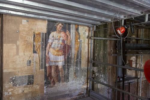 ROMA ARCHEOLOGICA & RESTAURO ARCHITETTURA 2020. Palazzo Rivaldi, la villa abbandonata con vista Fori Imperiali e Metro C 1995-2020. La Repubblica (27/08/2020) & Il Messaggero (10/08/2020), in: ISMA – Istituti di Santa Maria in Aquiro (28/08/2020).