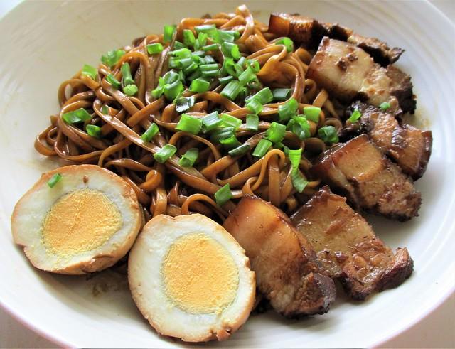 Sibu Nan Huong instant kampua 2