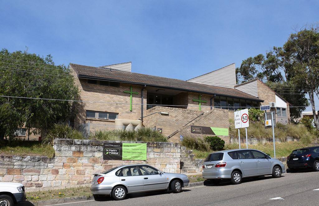 St Mark's Anglican Church, Malabar, Sydney, NSW.