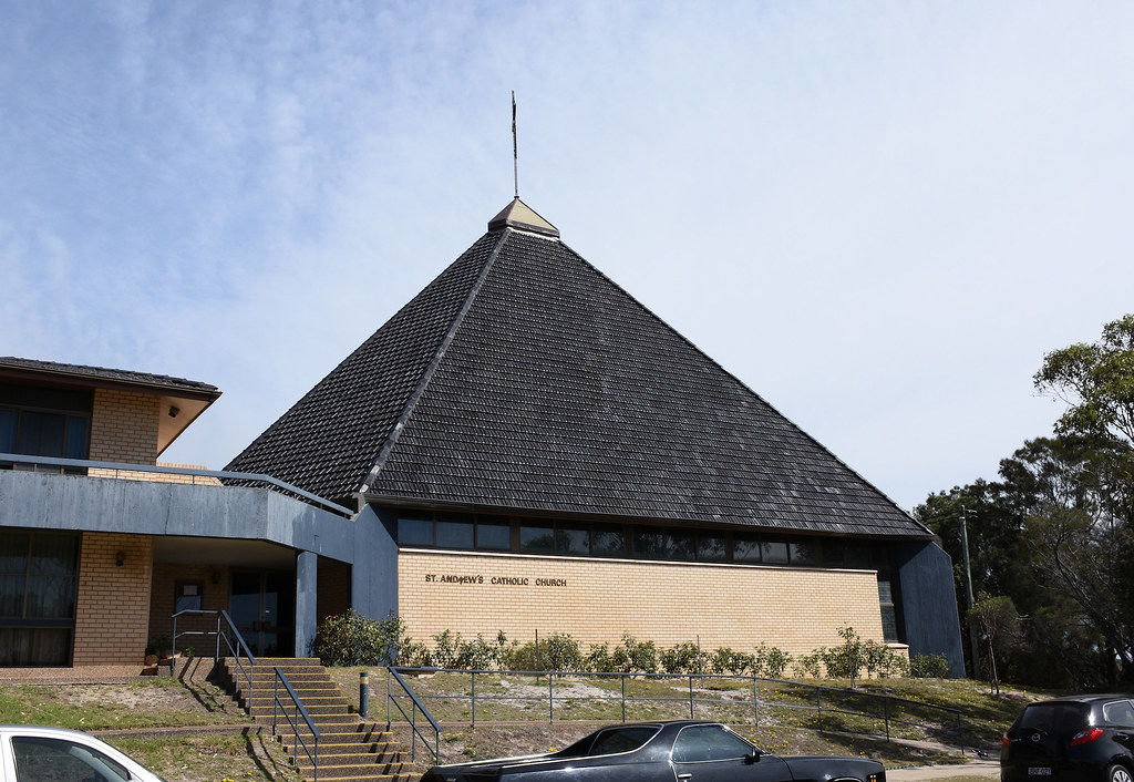 St Andrew's Catholic Church, Malabar, Sydney, NSW.