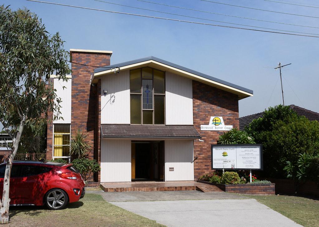 Baptist Church, Matraville, Sydney, NSW.