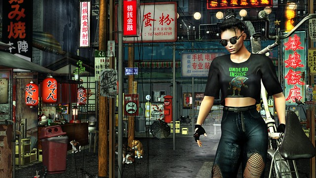 Piss Alley - Shomben Yokocho  小便横丁