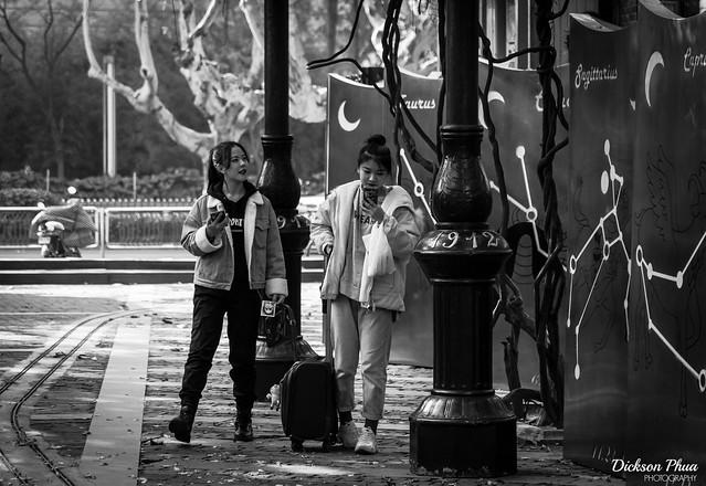 Exploring the Nanjing Quarter