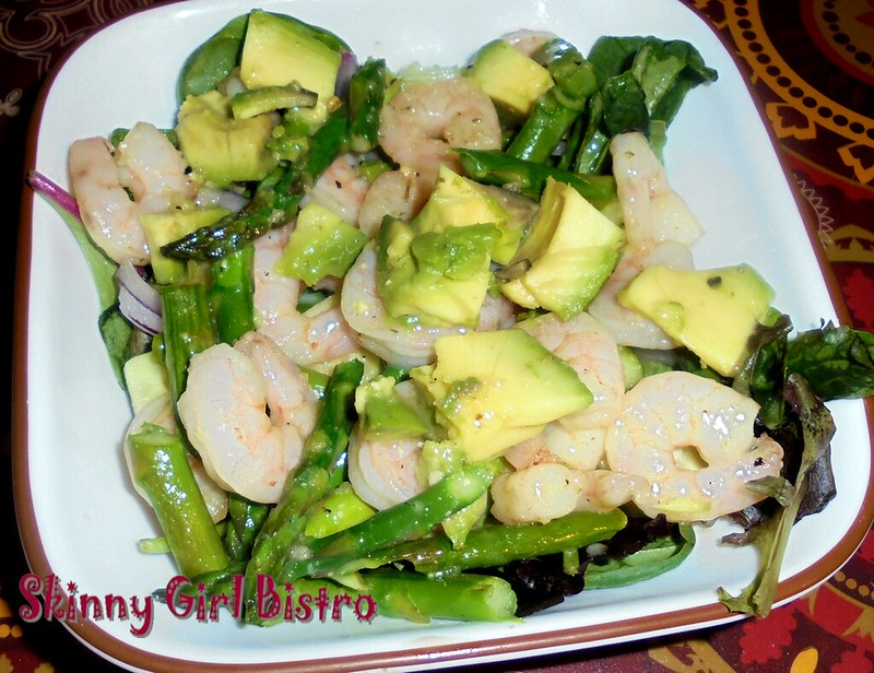 Photo: Shrimp Salad
