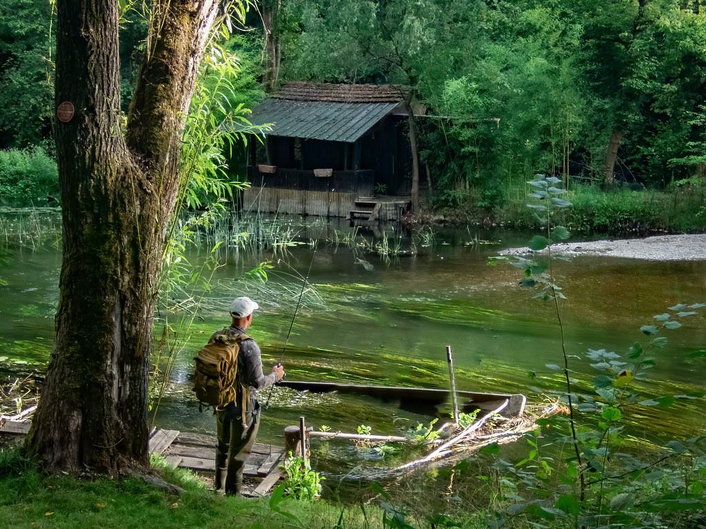 Retour du pêcheur à la cabane... 50280857562_6e5fc226fb_b