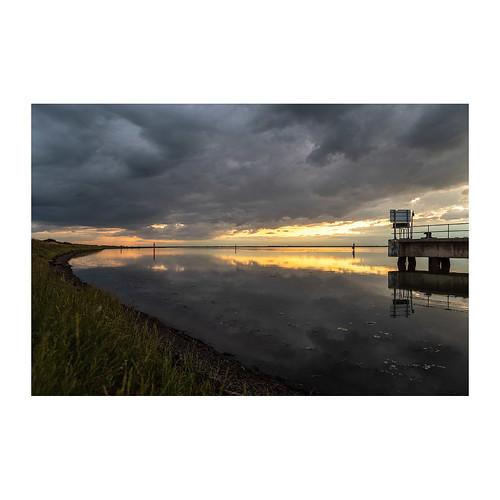 lines tamron d750 nikon sunset pier water reflections mundane documentary imanoot banal topographics ordinary breydon johnpettigrew angles