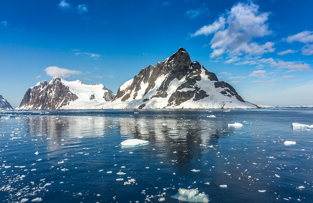 Icy Reflections, Lemaire Channel, Antarctica