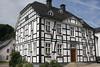 Das alte Pastorat - erbaut 1820 - seit 1986 unter Denkmalschutz (Quelle: Archiv Uli Rauchheld)