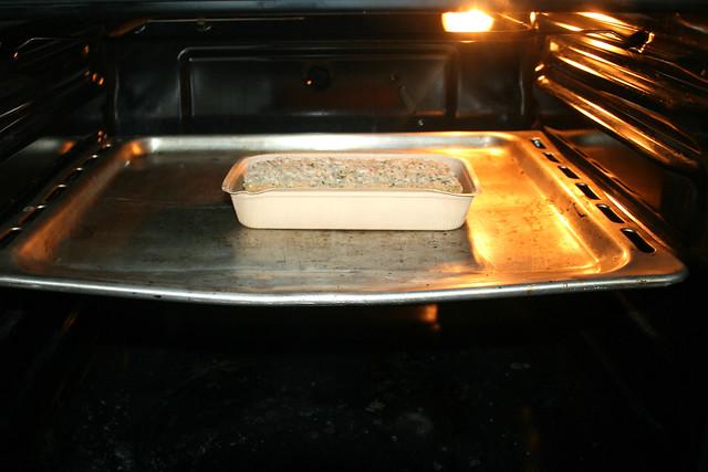 03 - Bake frozen gourmet fillet in preheated oven / Schlemmerfilet gefroren in vorgeheizten Ofen