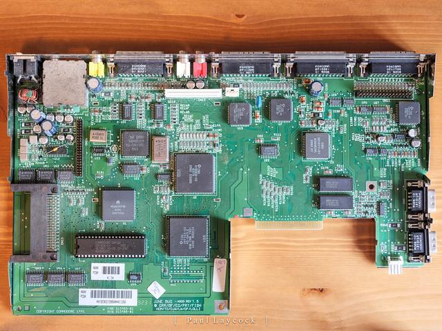 Amiga 600 motherboard