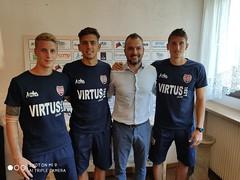 Mercato, Ufficiale: la Virtus cala il tris