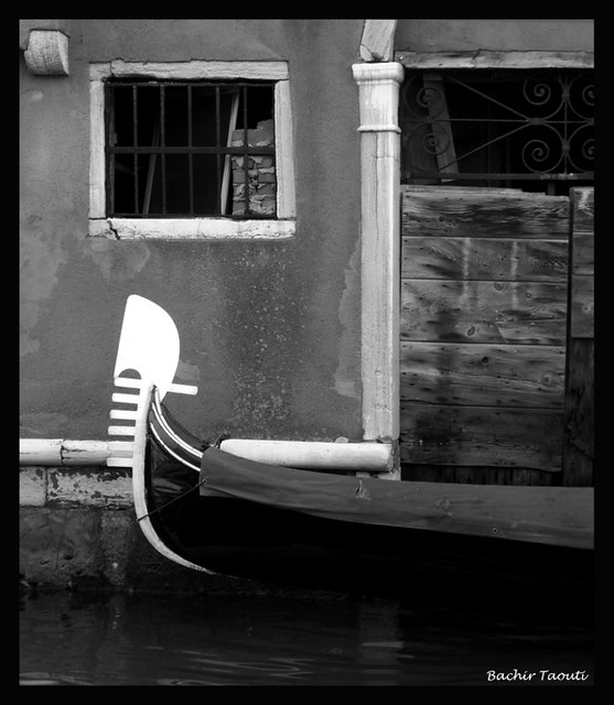 Venice in winter- 1 (waiting)