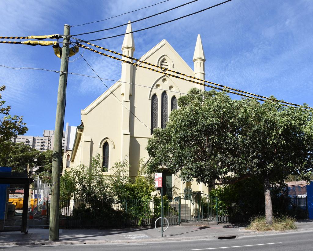 Congregational Church, Waterloo, Sydney, NSW.