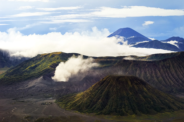 Bromo-Tengger-Semeru National Park Morning Theater - Closer Look