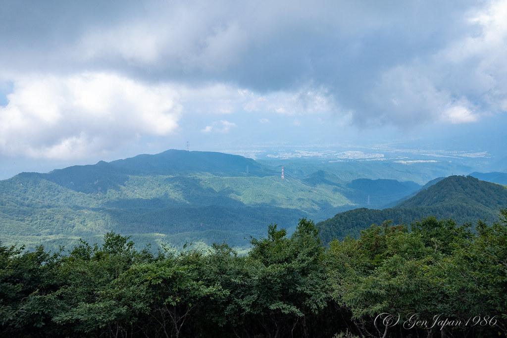 赤城山 黒檜山