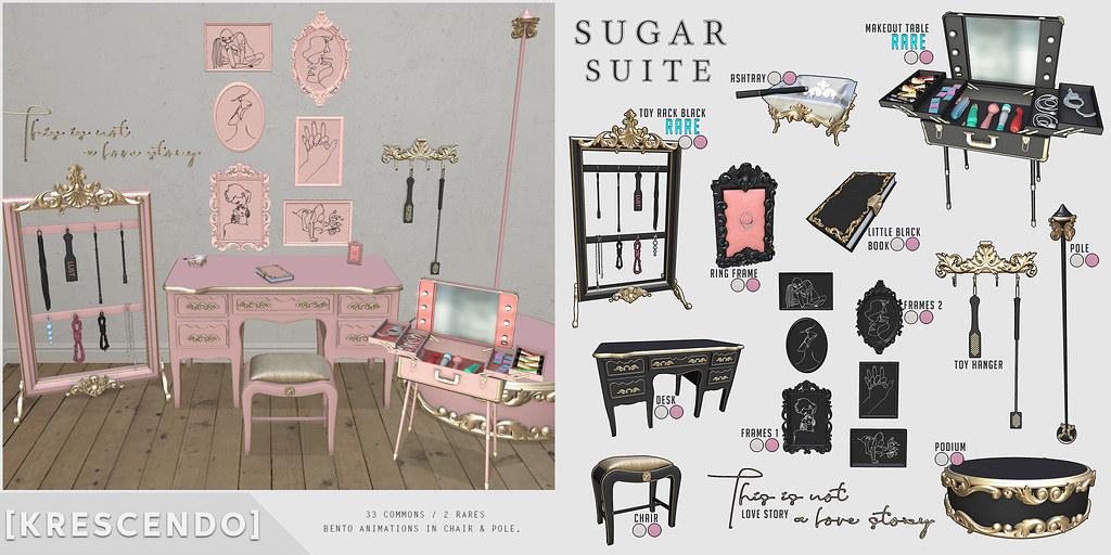 [Kres] Sugar Suite