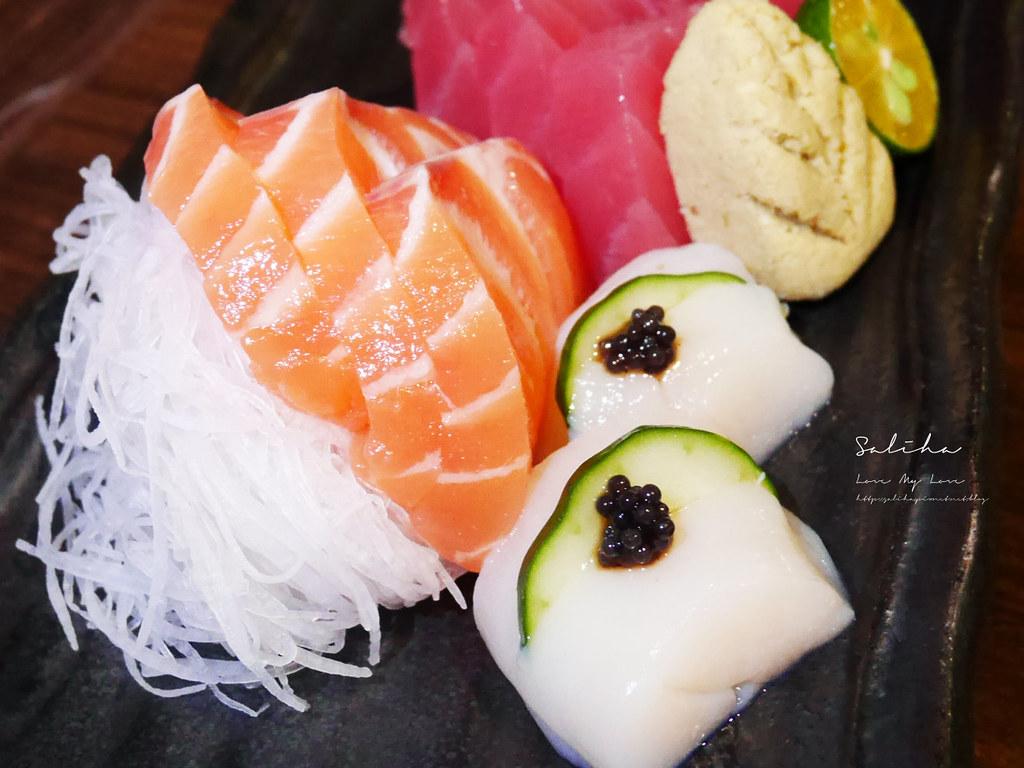 新北板橋新埔站禾野坊居酒屋小酌包廂日本料理串燒壽司生魚片好吃推薦 (1)