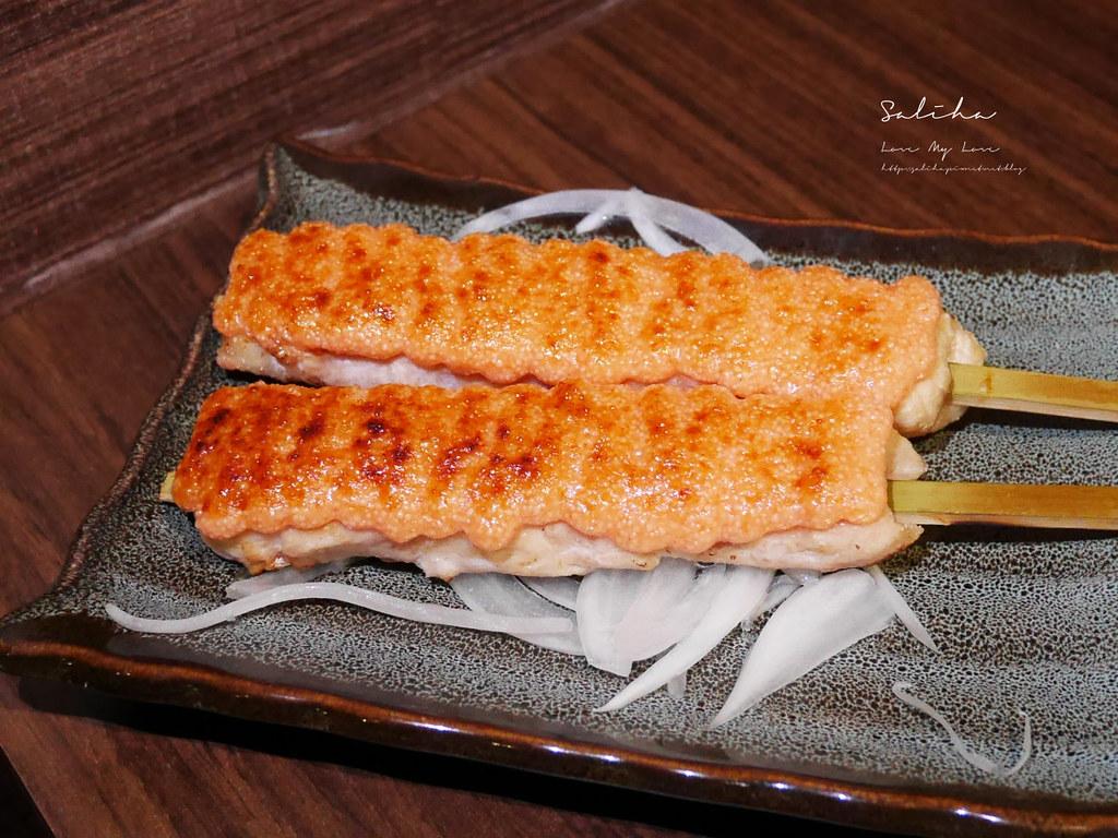 新北板橋美食餐廳禾野坊新埔捷運站附近好吃晚餐聚餐推薦平價日本料理串燒 (2)