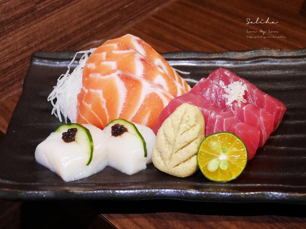 新北板橋美食餐廳禾野坊新埔捷運站附近好吃晚餐聚餐推薦平價日本料理串燒 (1)
