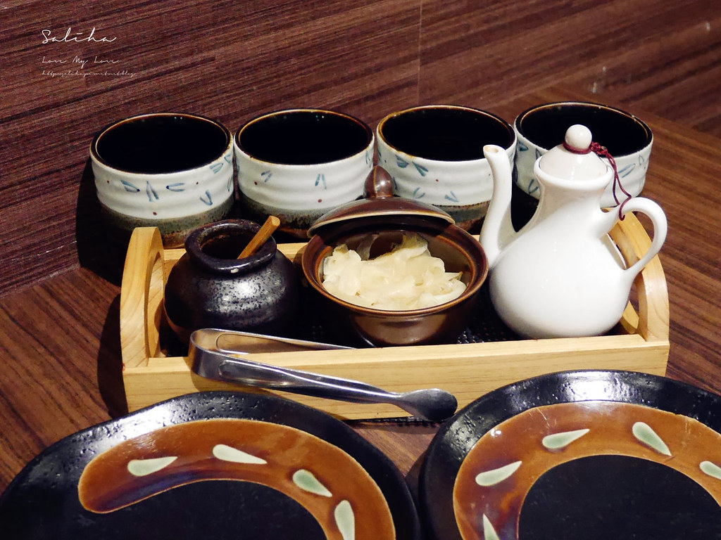 板橋好吃餐廳美食推薦分享禾野坊日本料理店串燒生魚片火鍋壽司 (2)