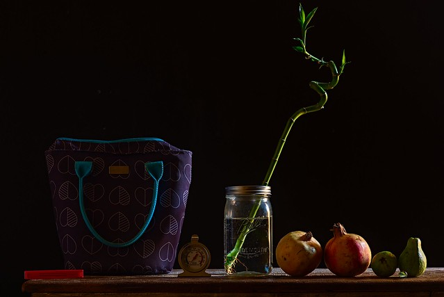 Still Life with the Missus's Lunch Bag