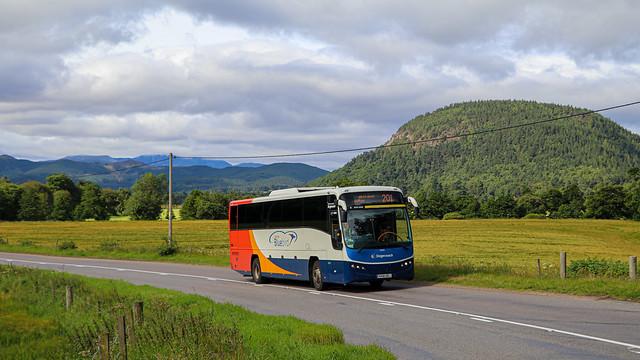 53640 KX61GEJ Stagecoach Bluebird