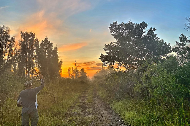 Sunrise captured by Juan 20200829